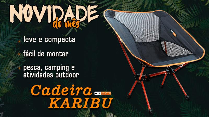 Cadeira Karibu
