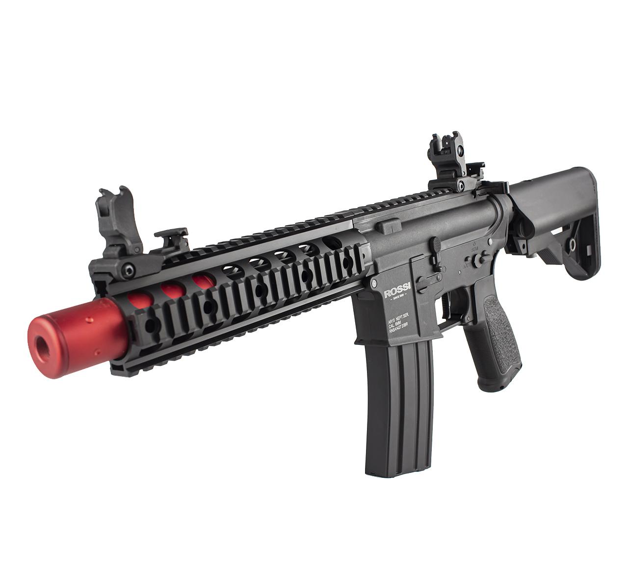 Rifle De Airsoft Aeg M4 Ar15 Neptune 8 Sd  - ROSSI