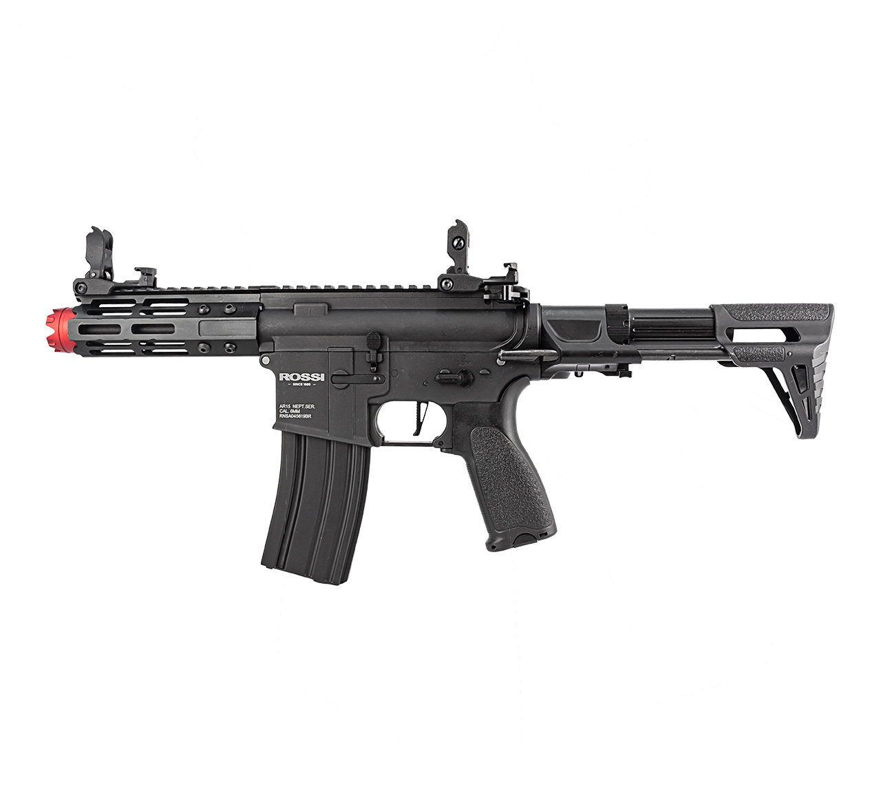 RIFLE AIRSOFT AR15 NEPTUNE KEYMOD PDW  25207687 - ROSSI