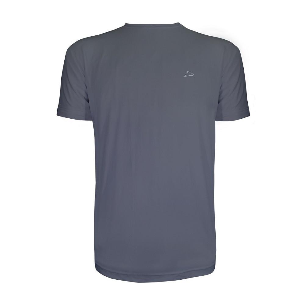 Camiseta Dry Cool UPF50+ Cinza - CONQUISTA
