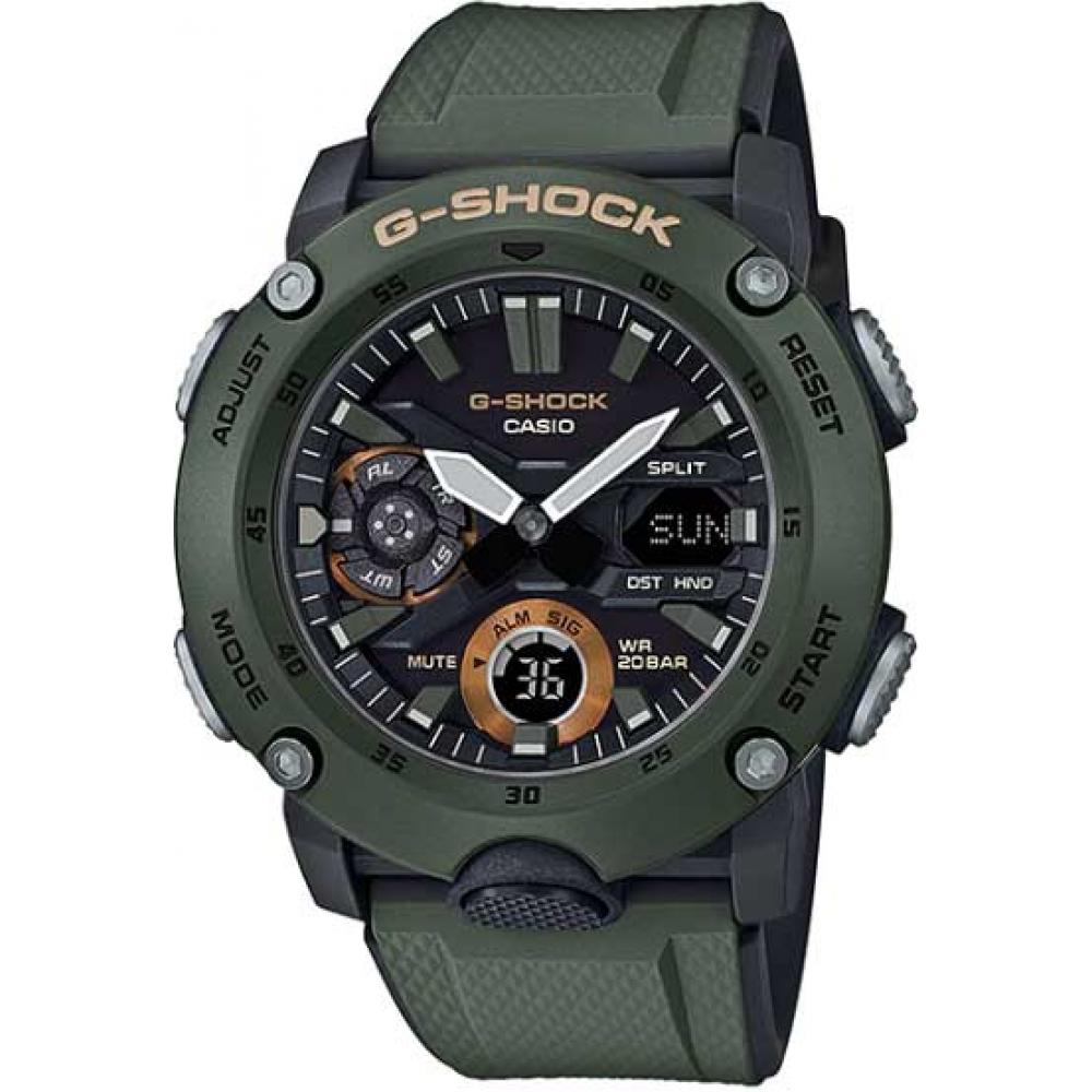 Relógio Casio G-SHOCK GA-2000-3ADR