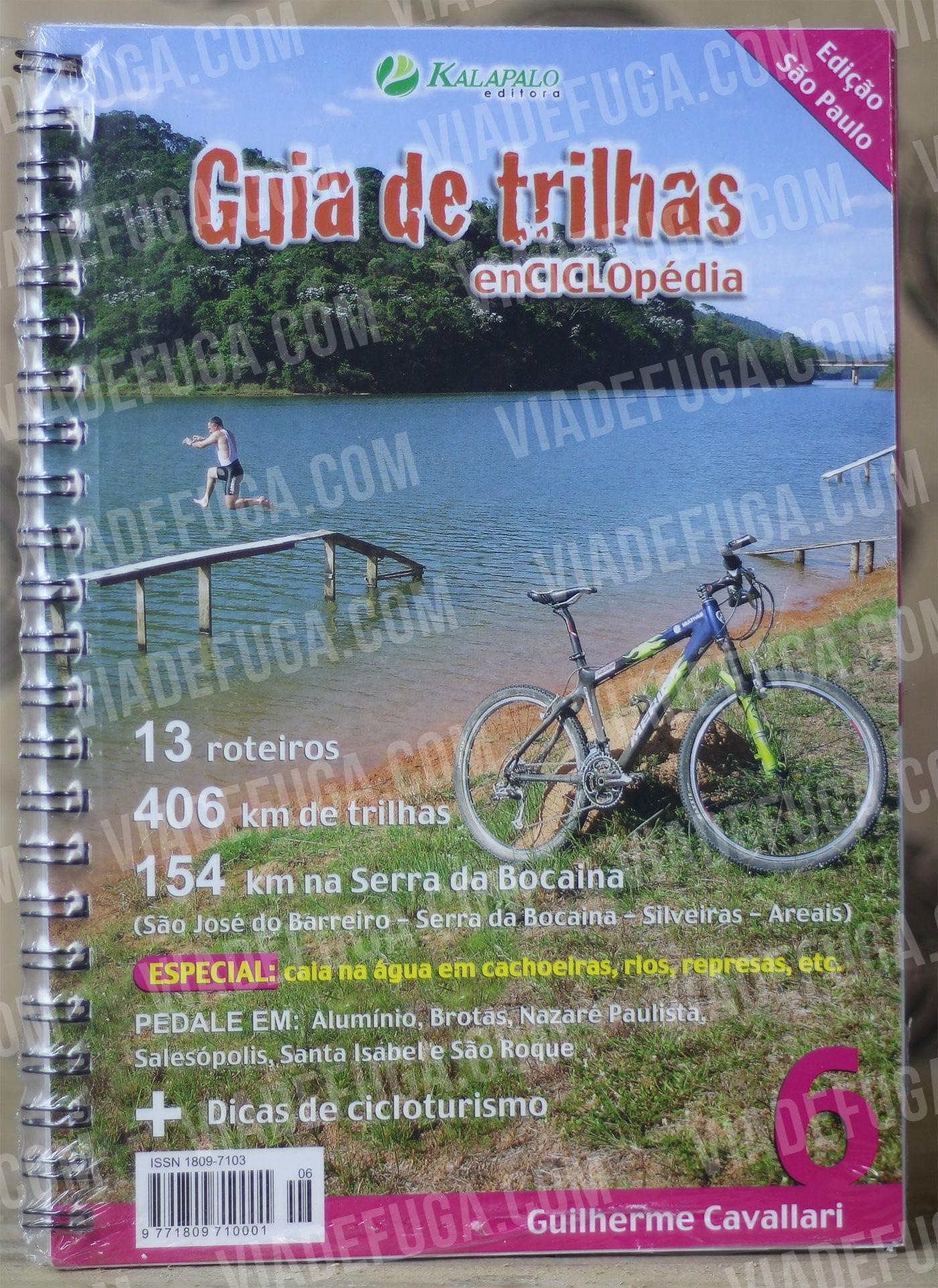 GUIA DE TRILHAS ENCICLOPÉDIA (VOL. 6)