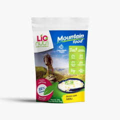 Comida Liofilizada Arroz com Milho -  Lionutri