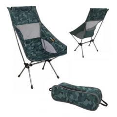 Cadeira Desmontável Kamel - Azteq