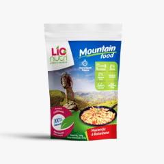 Comida Liofilizada Macarrão à Bolonhesa -  Lionutri