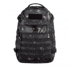 MOCHILA TÁTICA MISSION MULTICAM BLACK- INVICTUS
