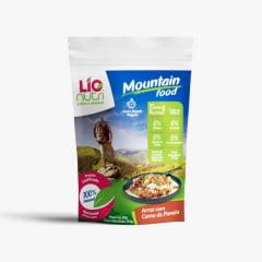 Comida Liofilizada Arroz com Carne de Panela -  Lionutri