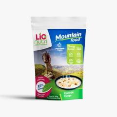 Comida Liofilizada Risoto de Frango -  Lionutri