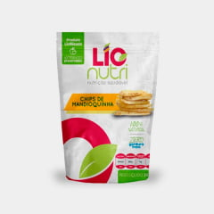 Comida Liofilizada Chips de Mandioquinha -  Lionutri
