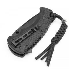 Canivete Tático Com Clip Semi-automático Torun Invictus