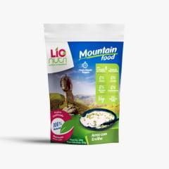 Comida Liofilizada Arroz com Ervilha -  Lionutri