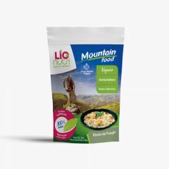 Comida Liofilizada Risoto de Funghi  -  Lionutri