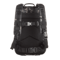 MOCHILA TÁTICA ASSAULT MULTICAM BLACK - INVICTUS