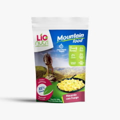 Comida Liofilizada Macarrão com Frango -  Lionutri
