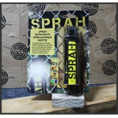 SPRAY REPELENTE DE ANIMAIS HOSTIS SPRAH – POLY DEFENSOR