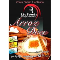 COMIDA LIOFILIZADA ARROZ DOCE LIOFOODS