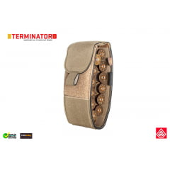 Porta Carregador Calibre 12 Terminator 2 Coyote  Warfare