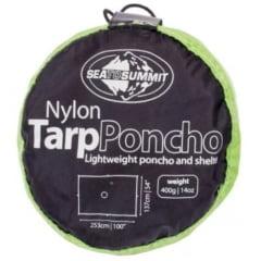 PONCHO TARP NYLON 70D AZUL - SEA TO SUMMIT