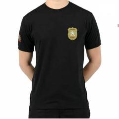 CAMISETA POLICIA CIVIL SC MANGA CURTA - FORT BRASIL