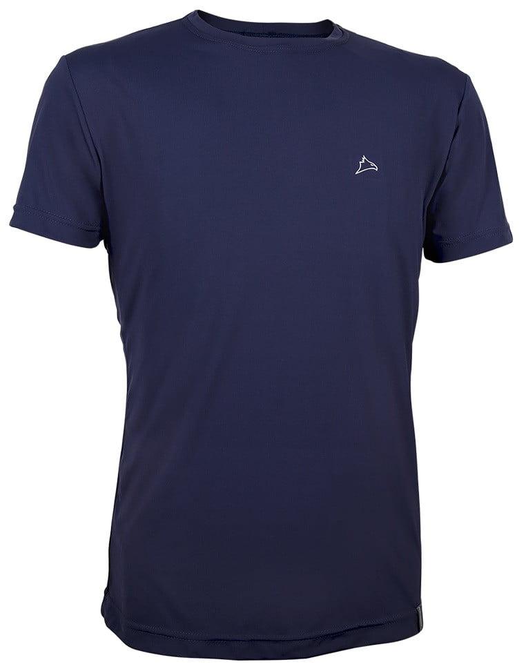 Camiseta Dry Cool UPF50+  Azul Marinho - CONQUISTA